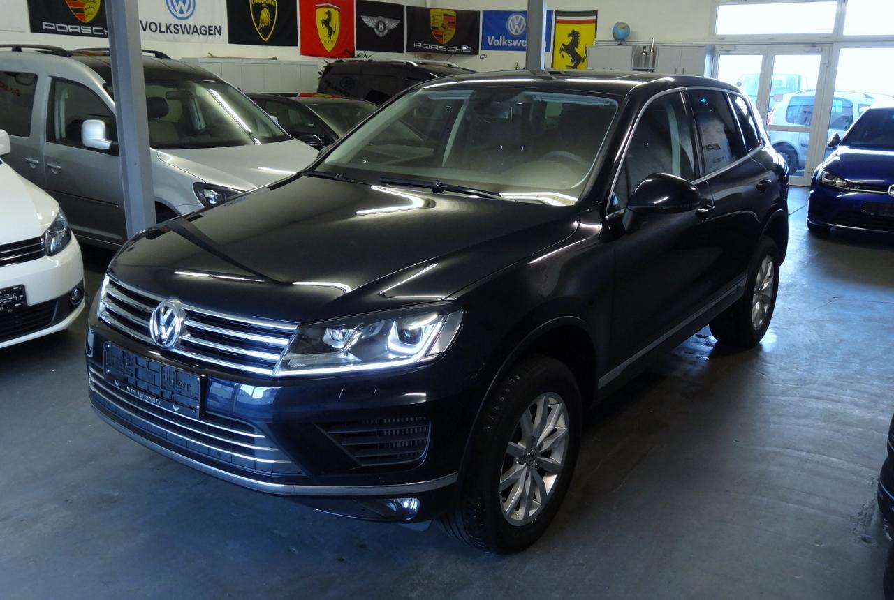 VW Touareg 4.2